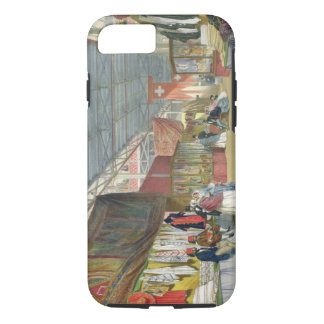 View of the Tunisian stand, at the Great Exhibitio iPhone 7 Case