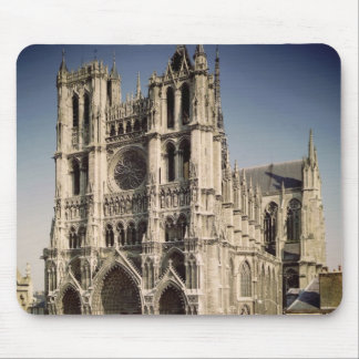 View of the West Facade, c.1220-70 Mouse Pad