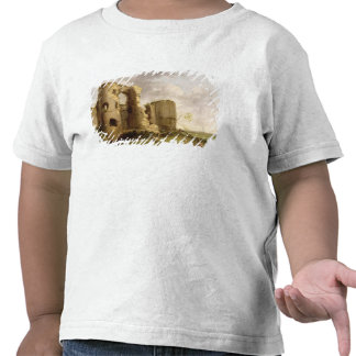 View of the West Gate of Pevensey Castle, Sussex, Tshirts