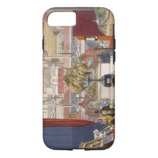 View of the Zollyverein Musical Instruments stand iPhone 7 Case