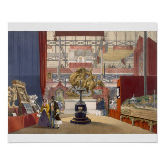 View of the Zollyverein Musical Instruments stand Print