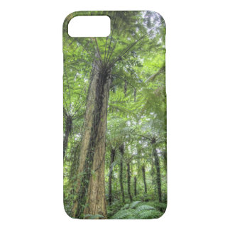 View of vegetation in Bali Botanical Gardens, iPhone 7 Case