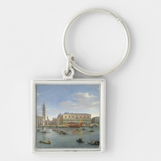 View of Venice from the Island of San Giorgio, 169 Key Chains