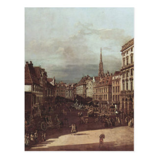 View of Vienna, flour market of Southwest Postcard