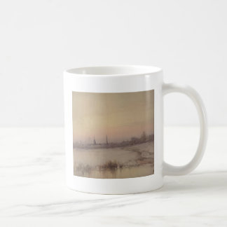 View of Washington, DC coming from Lincoln's Cotta Coffee Mug