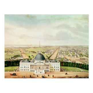 View of Washington Postcards