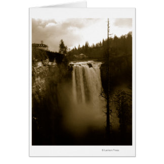 View of Waterfall Card