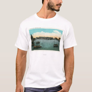 View of White Elephant T-Shirt