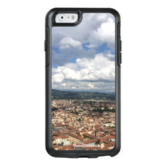 View on top of the Duomo OtterBox iPhone 6/6s Case