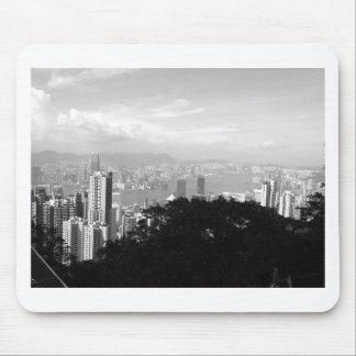 View Over Hong Kong Mouse Pad