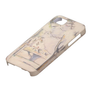 View Thru the Trees by Paul Cezanne, Vintage Art iPhone 5 Cases