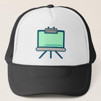 Viewing Screen Trucker Hat