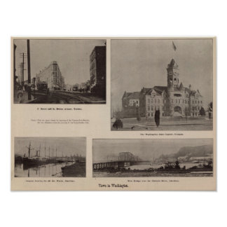 Views in Washington Poster