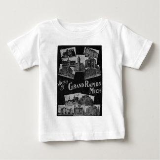 Views of Grand Rapids Michigan Vintage Tshirts