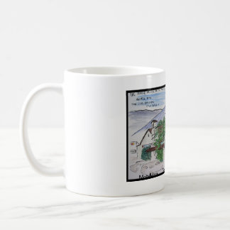 Views of San Luis Obispo, Motel Inn Coffee Mug