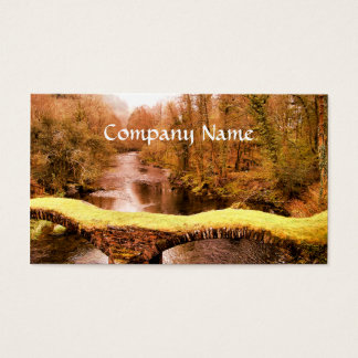 VIEWS OF WALES BUSINESS CARD