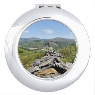 VIEWS OF WALES MIRRORS FOR MAKEUP