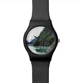 Views Through a Fjord Watch
