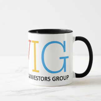 VIG - Virtual Investors Group - Coffee Cup