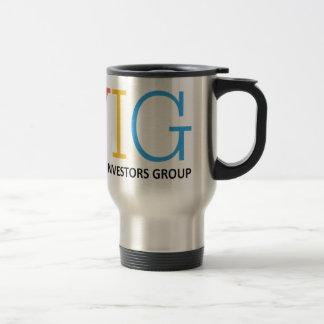 VIG - Virtual Investors Group - Coffee Cup