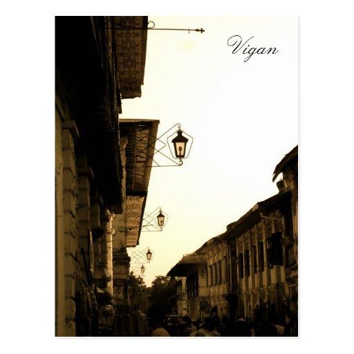 Vigan Lights Postcards