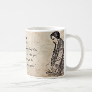 Vigilance by Spurgeon Coffee Mug