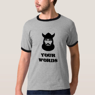 Viking and Midgard Serpent T-Shirt