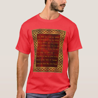 Viking Battle Prayer Shirt