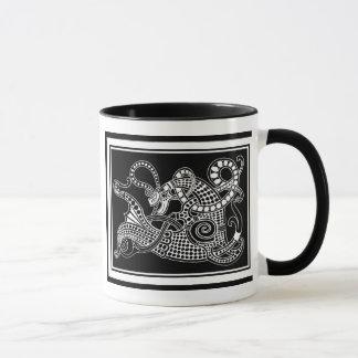 Viking Black Beast Mug