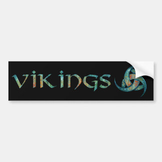 Viking Bumper Sticker
