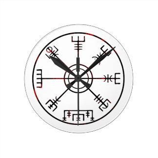 viking compass s6 poster clocks
