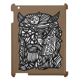 """""""Viking Concentration"""" iPad Case"""