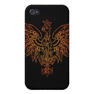 Viking Crest Speck Case Case For iPhone 4