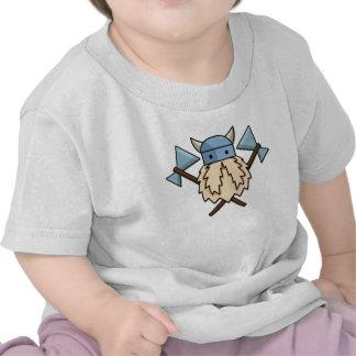 Viking Cross Axes Baby Tee