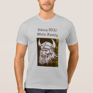VIKING DNA EDIT LAST NAME IN PERSONALIZE! T-Shirt