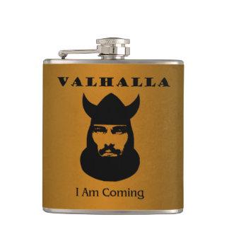 Viking Flask ~ Valhalla