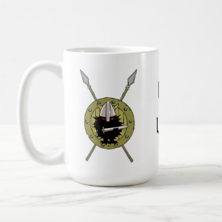 Viking Hedgehogs!! Coffee Mug