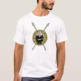 Viking Hedgehogs!! T-Shirt