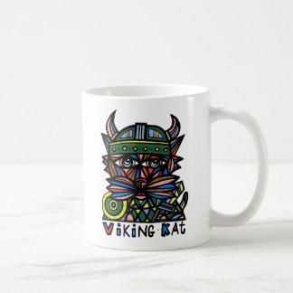 """Viking Kat"" 11 oz Classic Mug"
