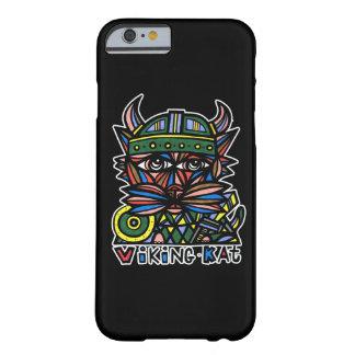"""Viking Kat"" BuddaKats Glossy Phone Case"