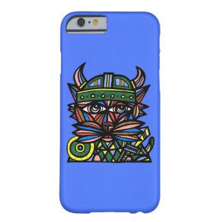 """Viking Kat"" Glossy Phone Case"