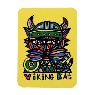 """""""Viking Kat"""" Magnet"""