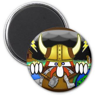 Viking Kilroy Magnet