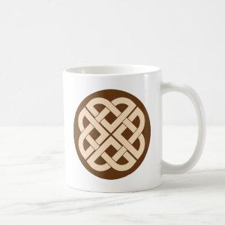 viking knot mug