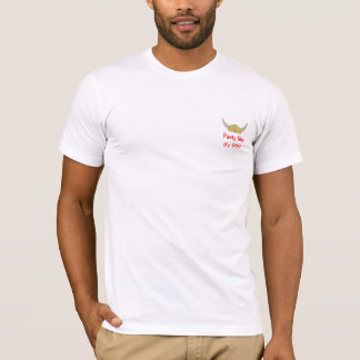 Viking Longship Party T-Shirt