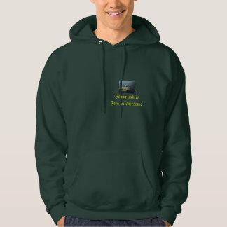 Viking luck hoodie