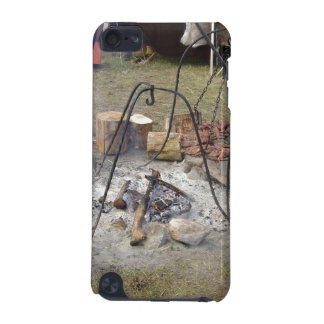 Viking Market Campfire Cooking iPod Touch (5th Generation) Cases