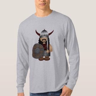Viking Mens Long Sleeve Tshirt