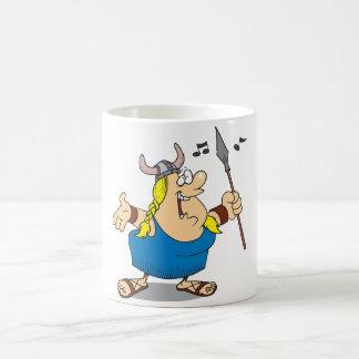 Viking Opera Singer Mug