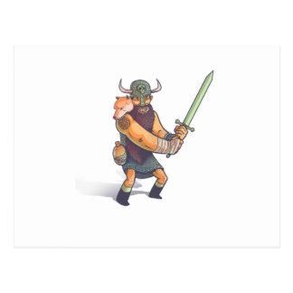 Viking Postcard